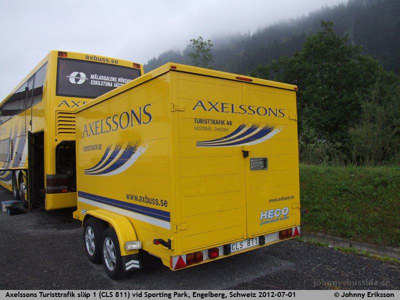 axelssons bussar västerås eskilstuna